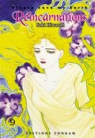 couverture, jaquette Réincarnations - Please Save my Earth 9 2EME EDITION (Tonkam) Manga