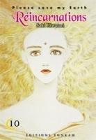 couverture, jaquette Réincarnations - Please Save my Earth 10 2EME EDITION (Tonkam)