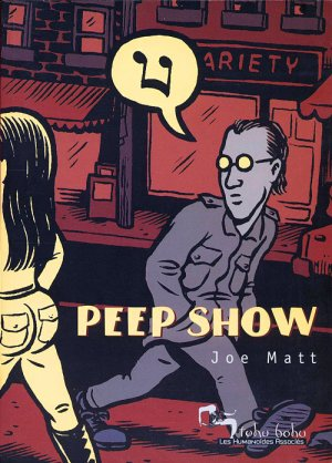 Peep show édition Simple