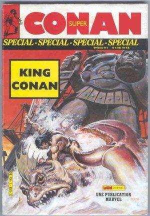 Super Conan Spécial édition simple
