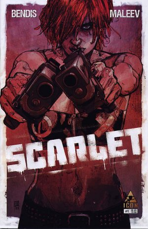 Scarlet édition TPB Hardcover (2011 - 2016)