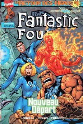 Le Retour des Héros - Fantastic Four édition Kiosque (1999 - 2000)