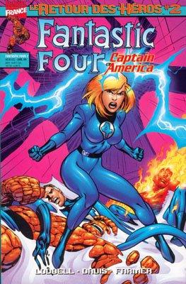 Captain America # 2 Kiosque (1999 - 2000)