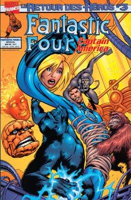 Captain America # 3 Kiosque (1999 - 2000)