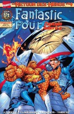 Captain America # 4 Kiosque (1999 - 2000)