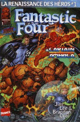 Fantastic Four - Heroes Reborn édition Simple
