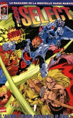 Marvel Select édition Kiosque (1998 - 2001)