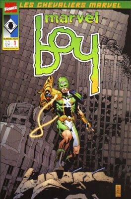 Marvel Boy édition Simple (2001)
