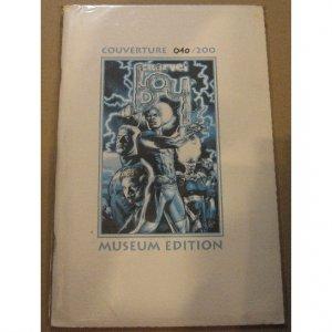 Marvel Boy édition Muséum (2001)