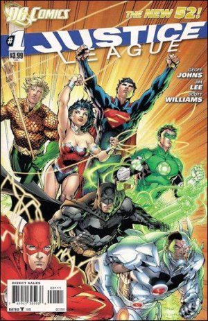 Justice League # 1 Issues V2 - New 52 (2011 - 2016)