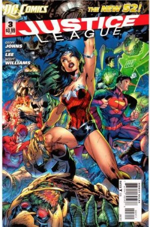 Justice League # 3 Issues V2 - New 52 (2011 - 2016)
