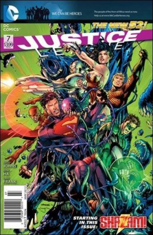 Justice League # 7 Issues V2 - New 52 (2011 - 2016)