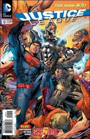 Justice League # 9 Issues V2 - New 52 (2011 - 2016)
