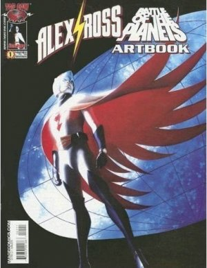 Alex Ross - Battle of the planets - Artbook édition Simple