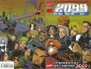 2099 édition Kiosque V2 (1997 - 1998)