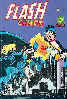 Flash Comics édition simple