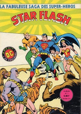 Star Flash édition simple
