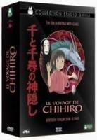 couverture, jaquette Le Voyage de Chihiro  COLLECTOR (Buena vista)
