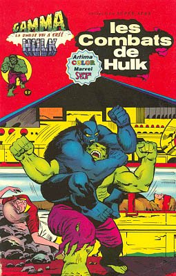 The Incredible Hulk # 3 Kiosque (1979 - 1982)