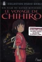 Le Voyage de Chihiro édition LIMITEE