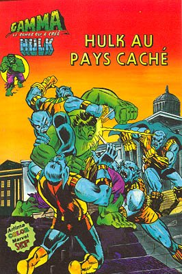 The Incredible Hulk # 9 Kiosque (1979 - 1982)