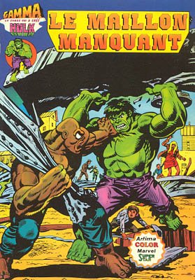 The Incredible Hulk # 11 Kiosque (1979 - 1982)