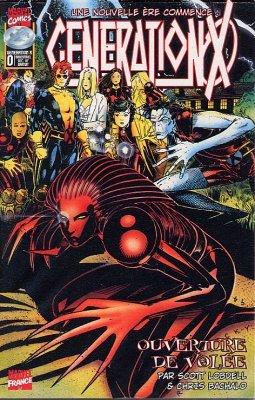 Génération X édition Kiosque (1997 - 1999)