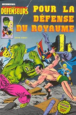 Les Défenseurs # 3 Kiosque (1981 - 1984)