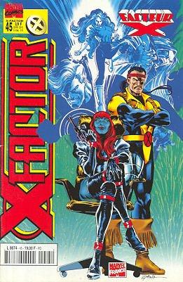 X-Factor 45