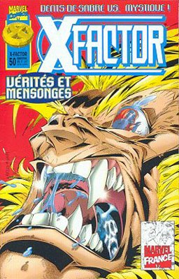 X-Factor 50