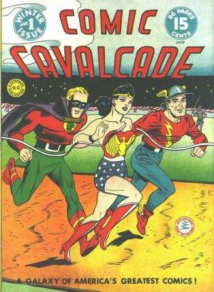 Comic Cavalcade édition Issues (1942 à 1954)