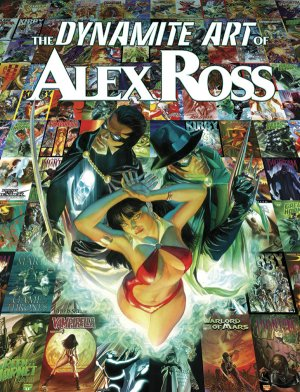 The Dynamite Art of Alex Ross édition Deluxe