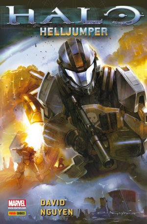 Halo - Helljumper édition TPB softcover (souple)