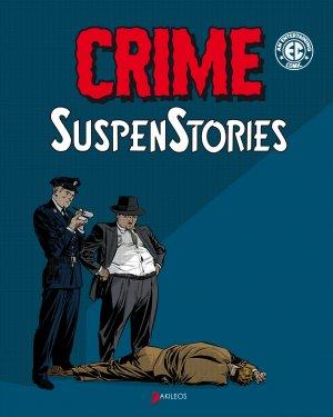 Crime suspenstories édition TPB Hardcover (cartonnée)