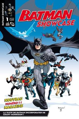 Batman showcase édition simple