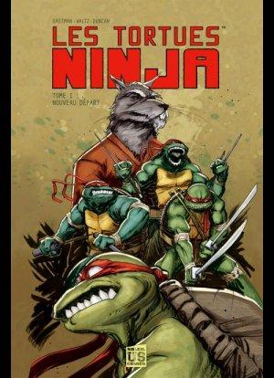 Les Tortues Ninja édition TPB Hardcover (cartonnée) - Issues V5