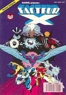 Uncanny X-Men # 6 Kiosque (1989 - 1996)