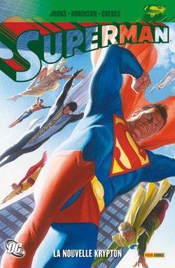 Superman - La nouvelle Krypton édition intégrale