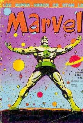 The Amazing Spider-Man # 2 Kiosque (1970 - 1971)