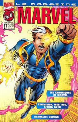 X-Man # 17 Kiosque (1997 - 2000)