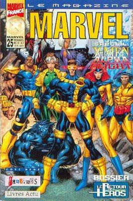 Marvel 25