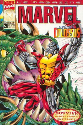 Marvel 26