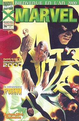X-Men Unlimited # 36 Kiosque (1997 - 2000)