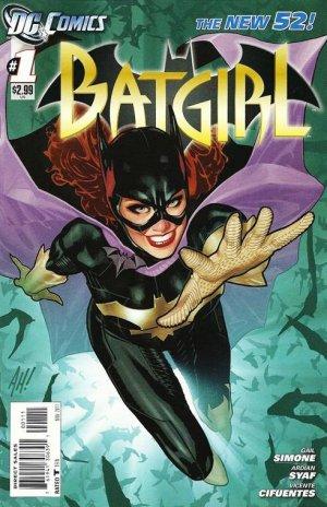 Batgirl # 1 Issues V4 (2011 - 2016) - The New 52
