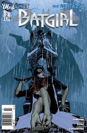 Batgirl # 2 Issues V4 (2011 - 2016) - The New 52