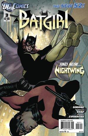 Batgirl # 3 Issues V4 (2011 - 2016) - The New 52