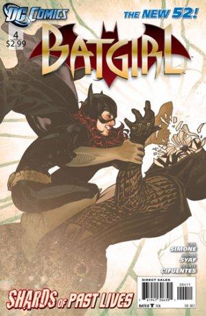 Batgirl # 4 Issues V4 (2011 - 2016) - The New 52