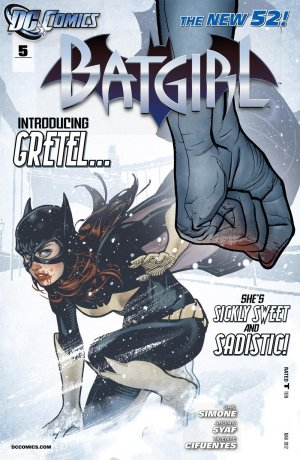 Batgirl # 5 Issues V4 (2011 - 2016) - The New 52