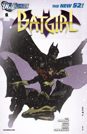 Batgirl 6 - A House Made of Spun Glass