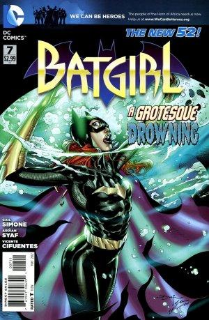 Batgirl # 7 Issues V4 (2011 - 2016) - The New 52